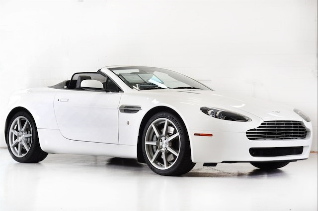 PreOwned Aston Martin V Vantage Base D Convertible In - Aston martin db9 pre owned