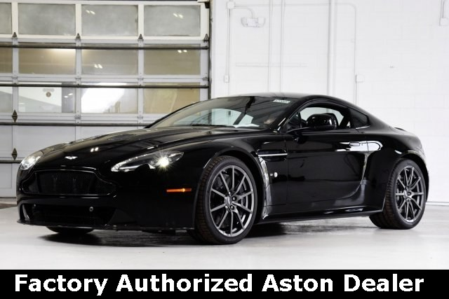 PreOwned Aston Martin Vantage V S D Coupe In Glenview - Aston martin vantage v12