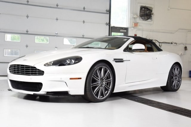 PreOwned Aston Martin DBS Volante D Convertible In Glenview - Aston martin db9 pre owned