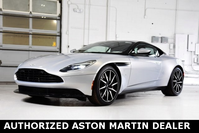 PreOwned Aston Martin DB Base D Coupe In Glenview A - Aston martin db9 pre owned