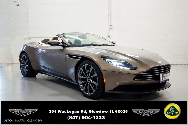 New 2019 Aston Martin Db11 Volante 2d Convertible In Glenview