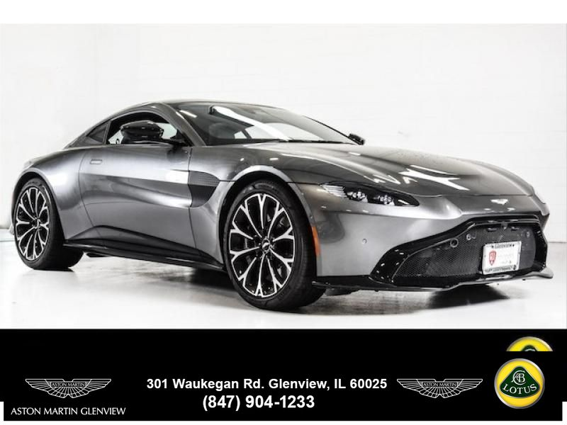 Pre Owned 2019 Aston Martin Vantage Base