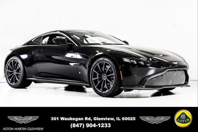 Pre Owned 2019 Aston Martin Vantage Base 2d Coupe In Glenview