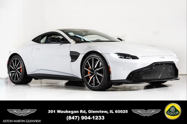 New Aston Martin Vantage Base D Coupe In Glenview A - Aston martin vantage