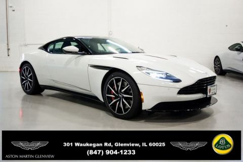 New Aston Martin Db11 For Sale Glenview Luxury Imports