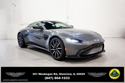 New Aston Martin In Chicago Glenview Luxury Imports
